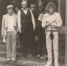 Dieter Thomas Heck, rhj. , Chris Roberts , Bernhard Brink , Lesly Hamilton , 1979