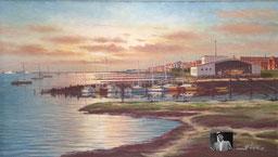 Inselmaler Karl Dirks
