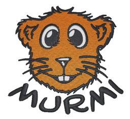 Stickvorlage Murmi