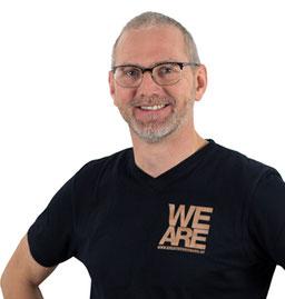 Geschäftsführer Kreative Werbung - Rainer Tümmel