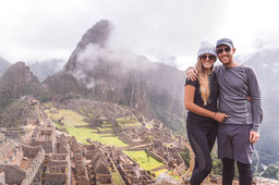 getting to Machu Picchu