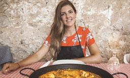 paella cooking class Valencia
