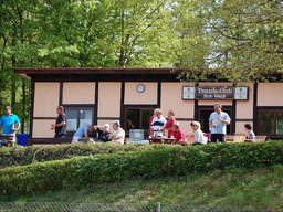 2009 Clubhaus-Einweihung