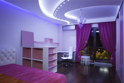 abgeh ngte decken malerarbeiten gerzen wand design. Black Bedroom Furniture Sets. Home Design Ideas