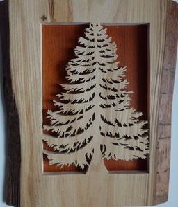 Le sapin - Atelier Eclats de bois