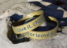 Love it - change it - leave it -Armband_horse-feedback.ch
