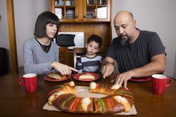 Magnifica fotografía de alimentos, publicidad.