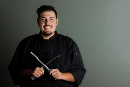 Magnifica fotografía de restaurantes, chef y personal.