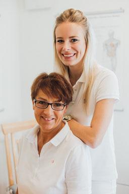 Gaby Holle & Shari Buschmann