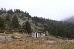 Refuge Pla de Gril / Pyrénées - Capcir