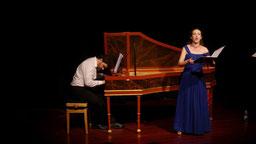 Récital baroque clavecin Lisa Magrini