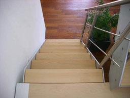 houten trap Cameleon van Graah