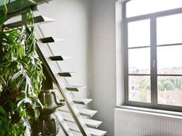 moderne trap Triangle van Graah