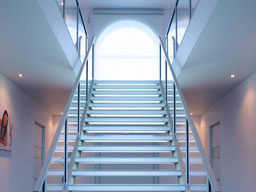 brede trap van Graah