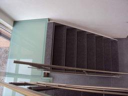 natuursteen trap Cameleon van Graah