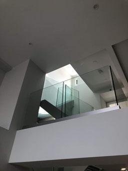 glazen trap Cameleon van Graah