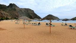 Playa de Las Teresitas, Santa Cruz