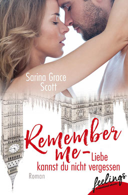 Cover: Remember me von Sarina Grace Scott