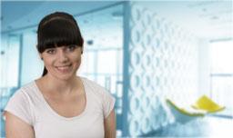 Vanessa Miklis, Medizinische Fachangestellte der Hausarztpraxis Arend, Bußhoff in Coesfeld