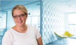 Miriam König, Medizinische Fachangestellte der Hausarztpraxis Arend, Bußhoff in Coesfeld