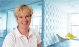 Jutta Fischer, Medizinische Fachangestellte der Hausarztpraxis Arend, Bußhoff in Coesfeld