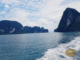 Meer in Krabi