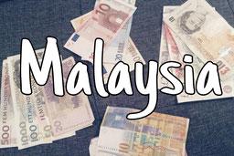 Reisekosten in Malaysia