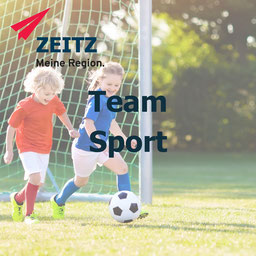 Sport, Teamsport, Mannschaftssport, Zeitz, Burgenlandkreis, 1.FC Zeitz, Fußball
