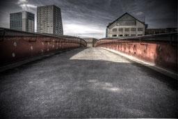 Pont en béton