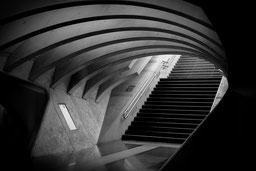 Tunnel et structure béton