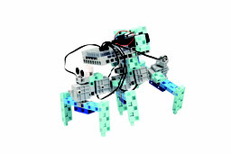ユニークな動きのロボット