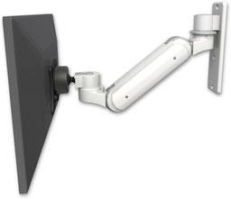 昇降式 ウォールマウント 高荷重 壁面固定アーム:ASUL180IBV-W3