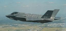 FACO di Cameri: al via i primi collaudi sull'F-35A dell'Aeronautica Miltare.