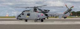 """Consegnati alla Corea del Sud i primi AW159 """"Wildcat""""."""