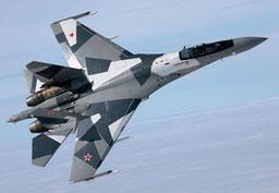 La Russia introdurrà in servizio i Su-35S per la VVS.