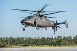 "Sikorsky S-97 ""Raider"" finalmente in volo."