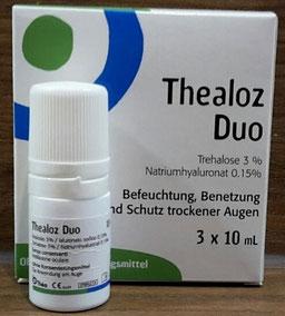 Thealoz Duo, die klassischen Hyaluron Augentropfen