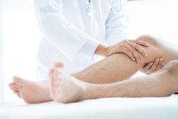 Orthopädische Behandlung