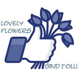 www.lovelyflowers.de - FLOWER-ART for your heart!