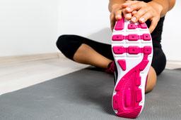 rekken voor het sporten blessures voorkomen