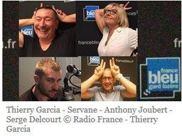 la radio France bleu en parle