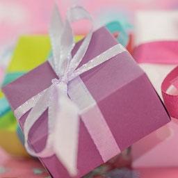 paquet cadeau pour tombola du salon vin et terroir avec l'Ucal de Lezay 79120