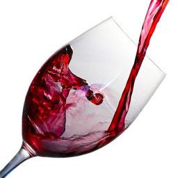 verre de vin pour salon vin et terroir de l'Ucal de Lezay 79120