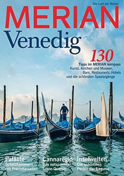 MERIAN Venedig Heft