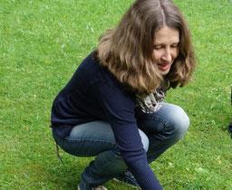 Natalie Oberholzer, Biologin