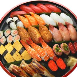 渋谷区 宅配寿司 出前