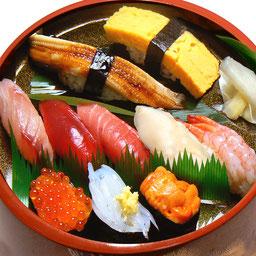 出前館掲載中 宅配寿司