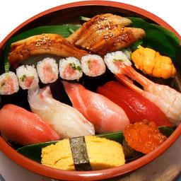 出前館 宅配寿司