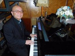 若林稔,わかばやしみのる,ピアノ