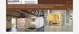 Sauna Zubehör aus Zirbenholz